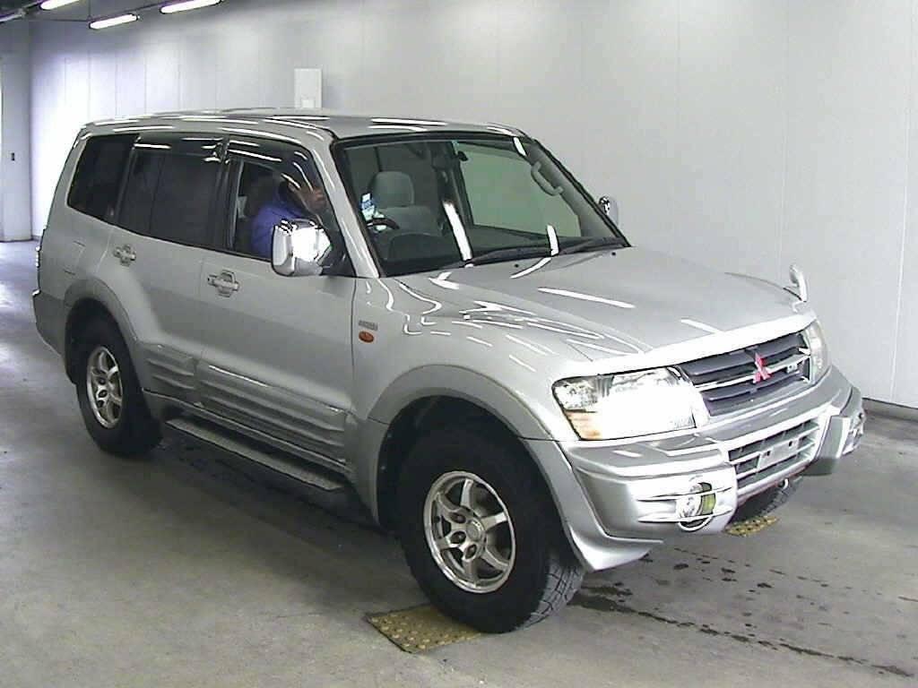 Used Mitsubishi Pajero / Year 1993-2000