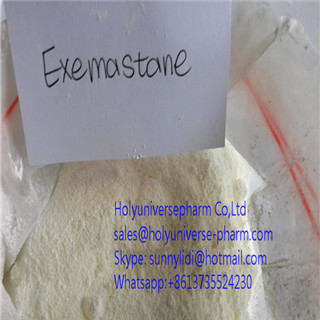 High quality Exemestane, Exe powder, CAS107868-30-4, 99% quality on sale