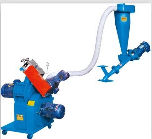 STE-163AK/YKautomatic scrap edge recycling machine
