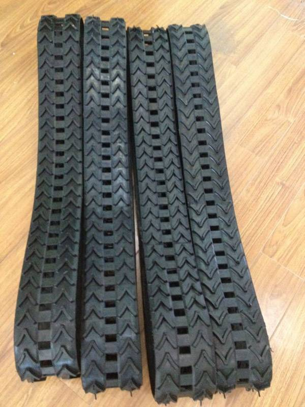 China best selling Caterpillar tread with bes quality and low price