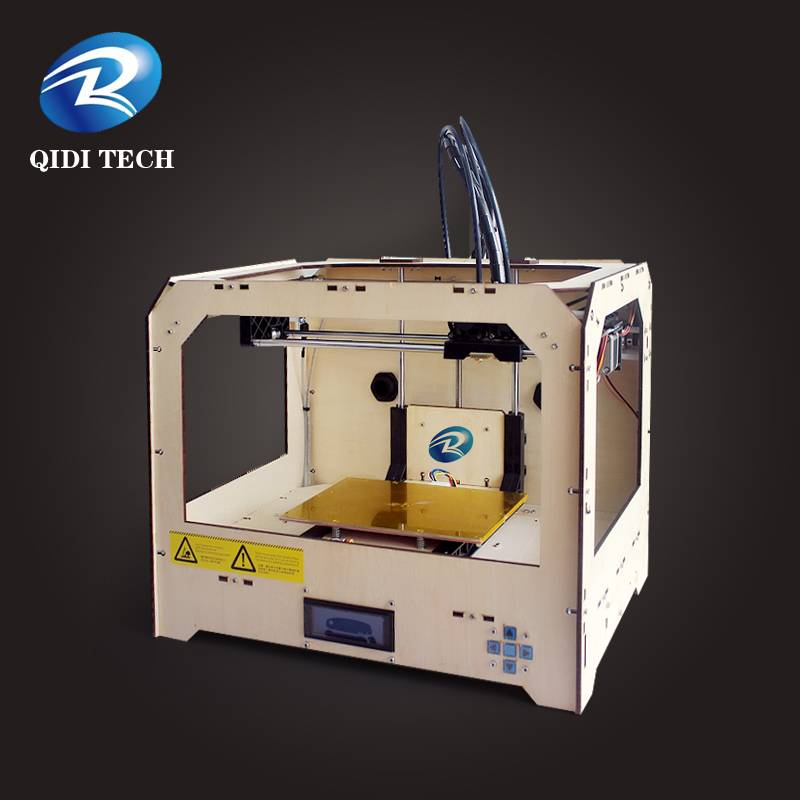 3D Printer machine with ABS&PLA filament, 3D Printer Rapid Prototyping