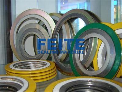 spiral wound gaskets china sealing metal industrial flange gaskets