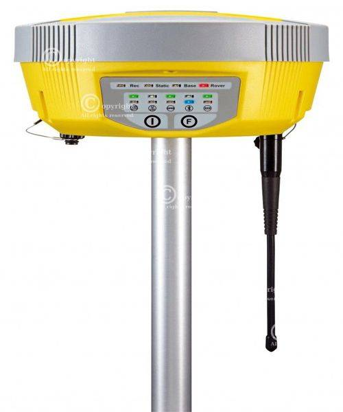 GeoMax Zenith 20 GPS GNSS Base RTK Rover