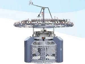 The Agent with High Speed Single Jersey circular knitting machine