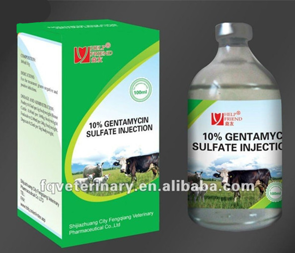 Florfenicol 30% Injectable Solution