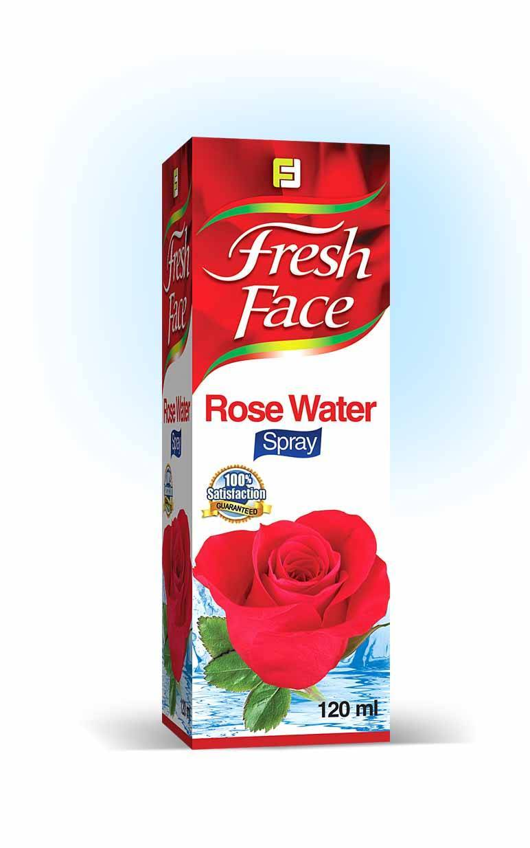 Offer A grade Natural Rose Water Spray