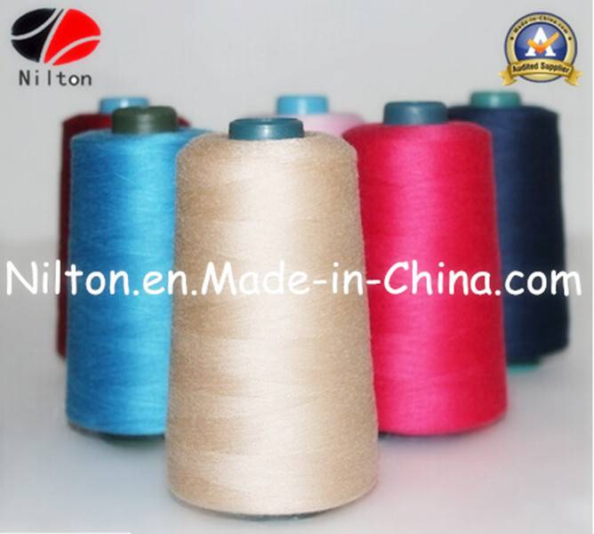 Factory Price 100% Polyester Yarn