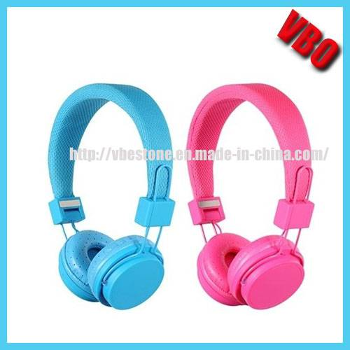 Colorful Stereo in Ear Headphone USB Headphone