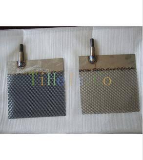 welding titanium anode mesh