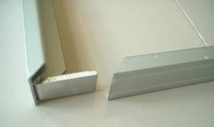 solar module aluminium frames