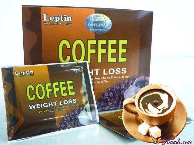 sell Leptin weight loss slimming coffee