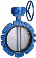 To supply lug type butterfly valve