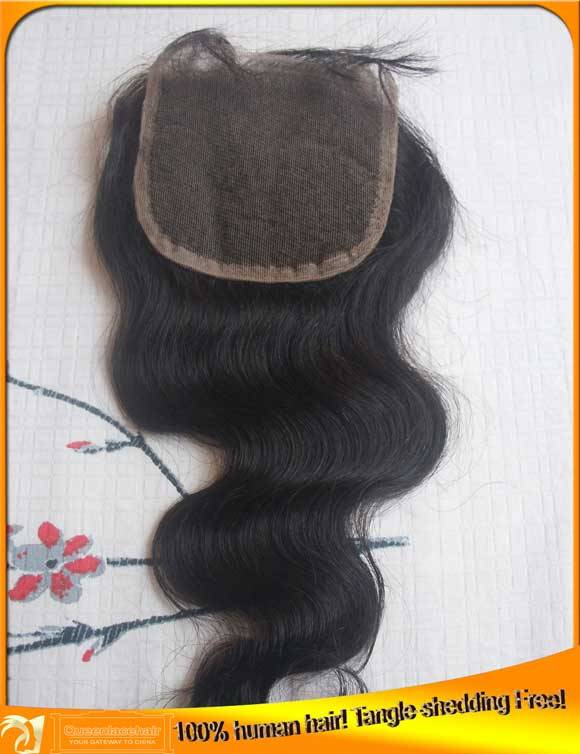 Wholesale Virgin Brazilian Human Hair Top Lace Closures In Stock, Factory Price