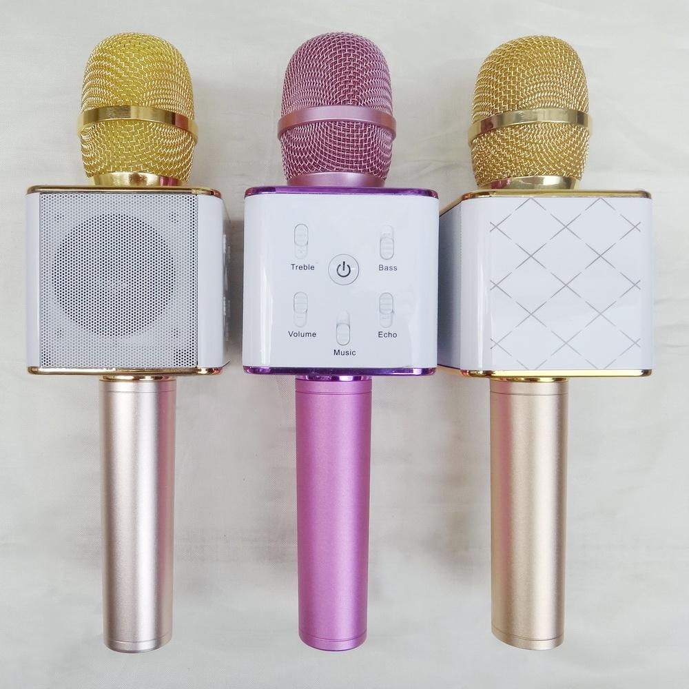 KTV Karaoke Handheld Bluetooth Microphone Ethernet