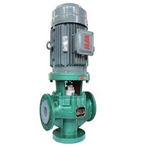 Sell Vertical Teflon Lining Pipeline Centrifugal Pump