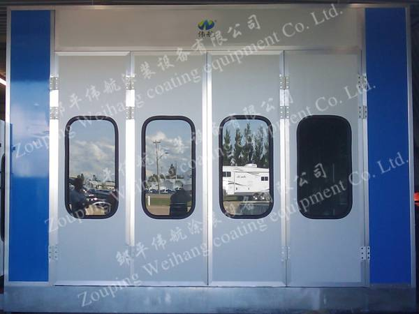 Infrared Heating Car Spray Booths
