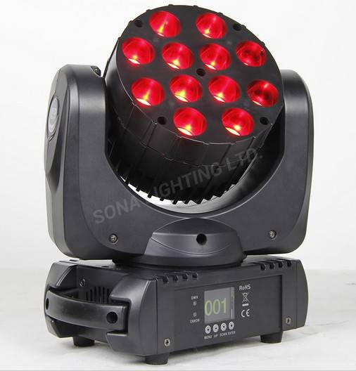 1212w Led Moving Head Beam Stage Light