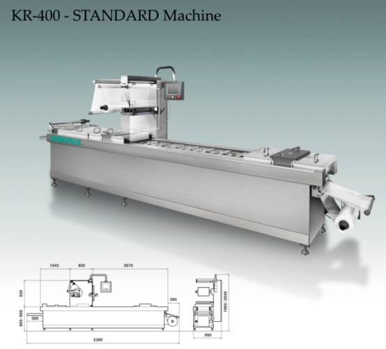 KR-400-STANDARD Machine