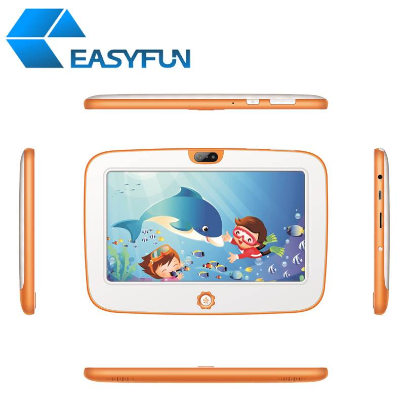 Kids 7 inch Tablet PC/MID RK2928+ Android 4.2 5-point touch Dual camera