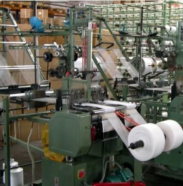 High speed gauze bandage weaving machine / gauze bandage loom / medical bandage weaving machine