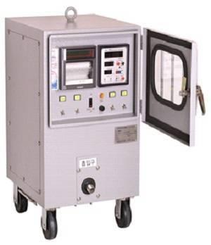 Grout flow meter (sensor integrated type)
