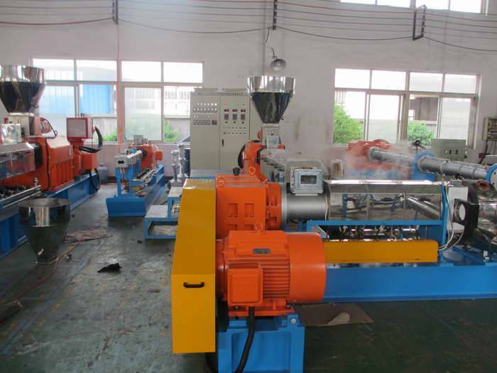 Suzhou Plant provide Cable Material pelletizer