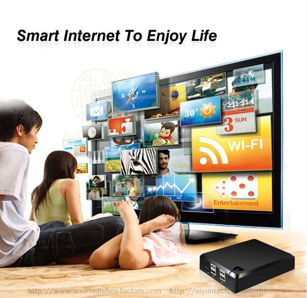 Digital Tuner Box Android TV Box HR-GTS28