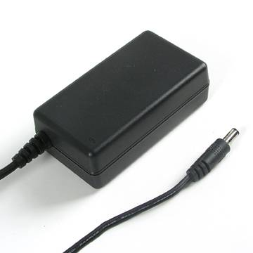 36W Power Adapter with 100-240V AC Input Voltage, 50-60Hz Frequency