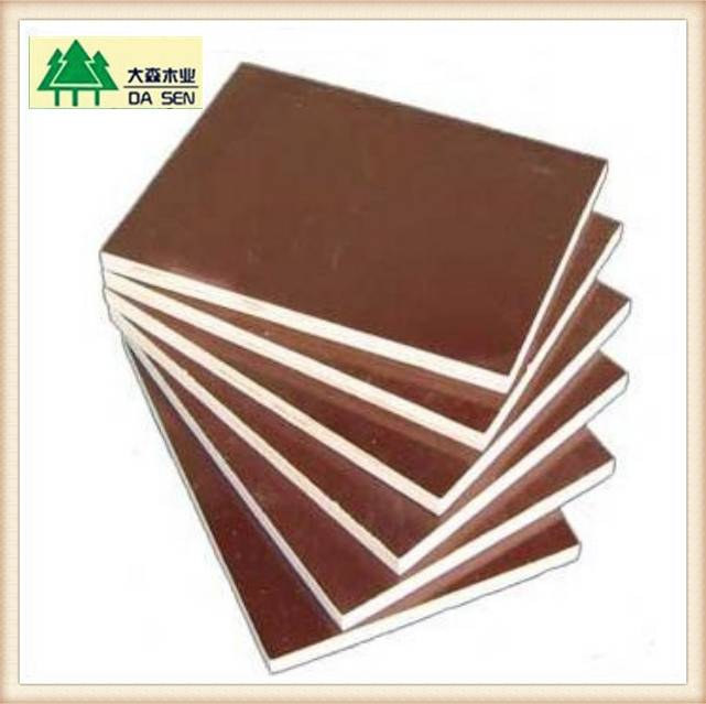 brown film faced plywood&building construction materials