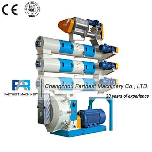 Liyang Pellet Mill Machine For Shrimp Farming