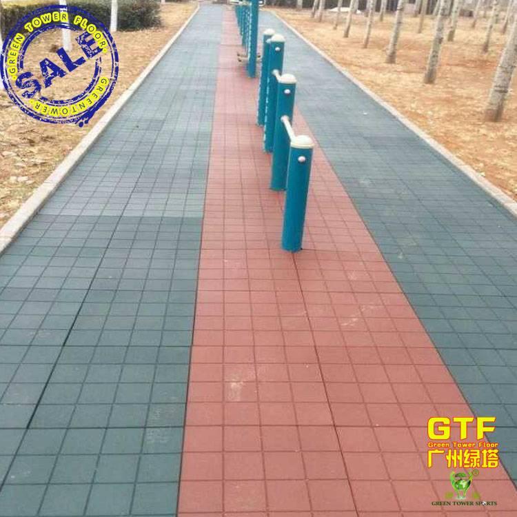 Walkway EPDM Rubber Tiles/ Safety Mat