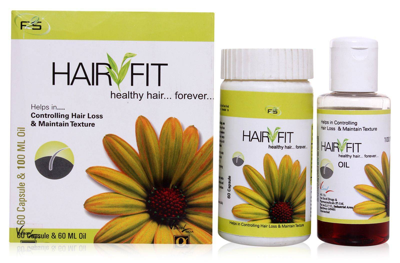 Hair Fit hair oil