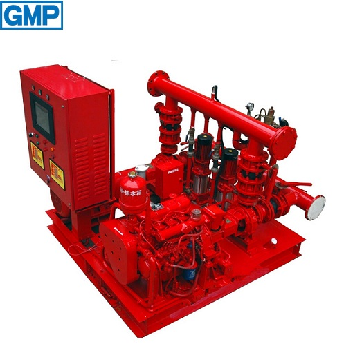 fire pump package