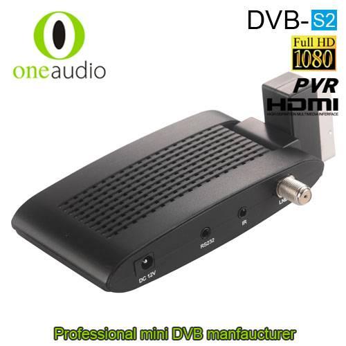 HD DVB-S2 SET TOP BOX