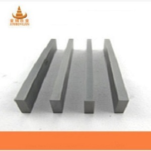 High Quality Tungsten Cemented Carbide Strips for Sand Making