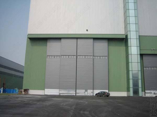 Sliding Industrial Door