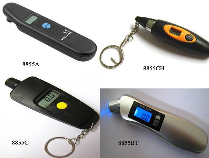 digital tire pressure gauges/tyre gauge/auto gauges