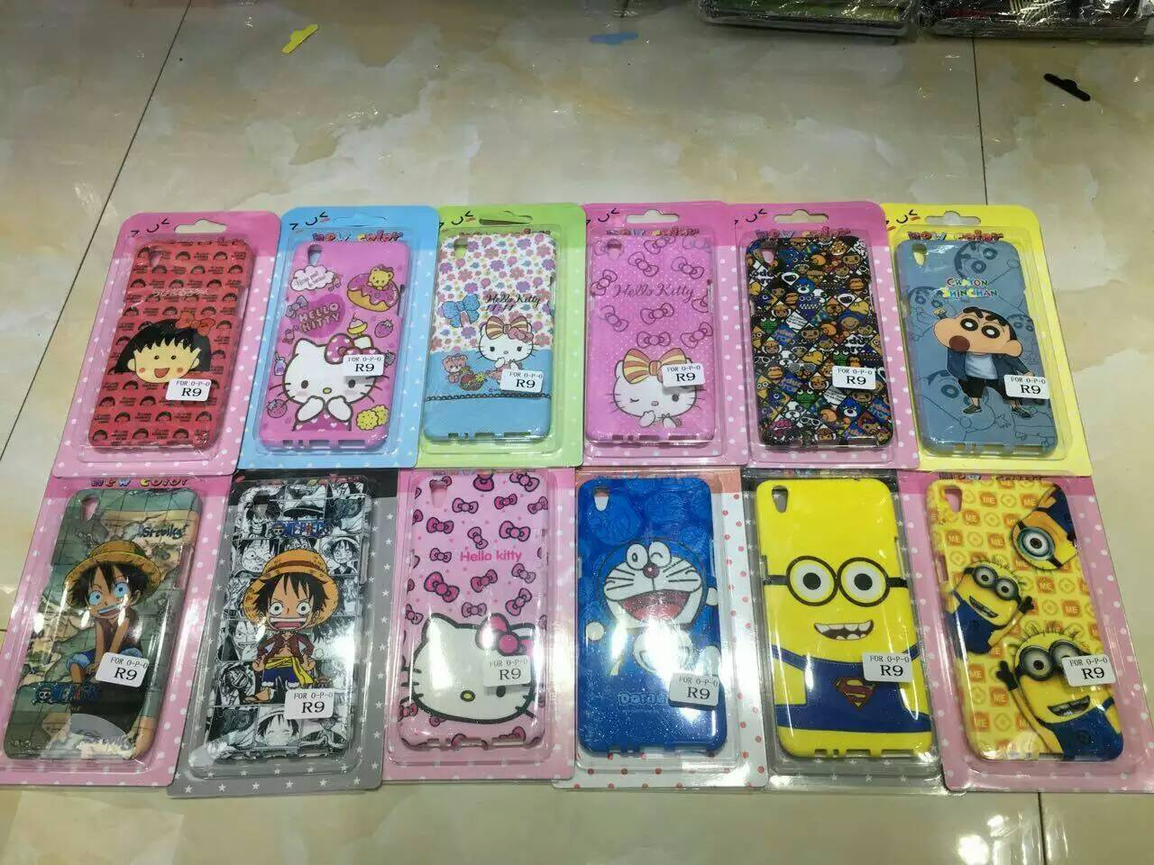 Cell phone TPU Cartoon Cover Case,Mobile phone Protective Cases for Samsung,Iphone,Alcatel,XiaoMi..