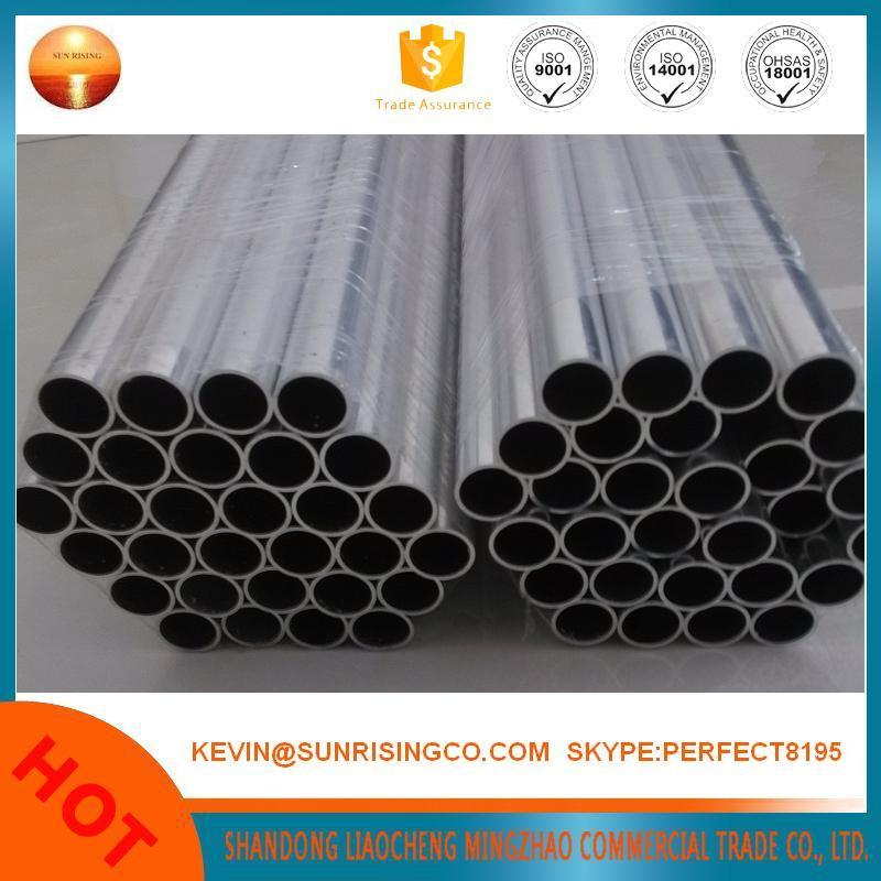 small diameter aluminum aluminium pipe