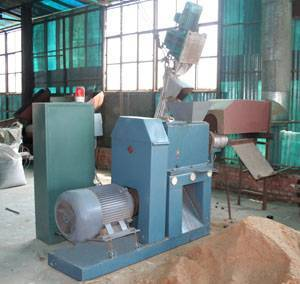 KJ-150-37 screw briquette machine