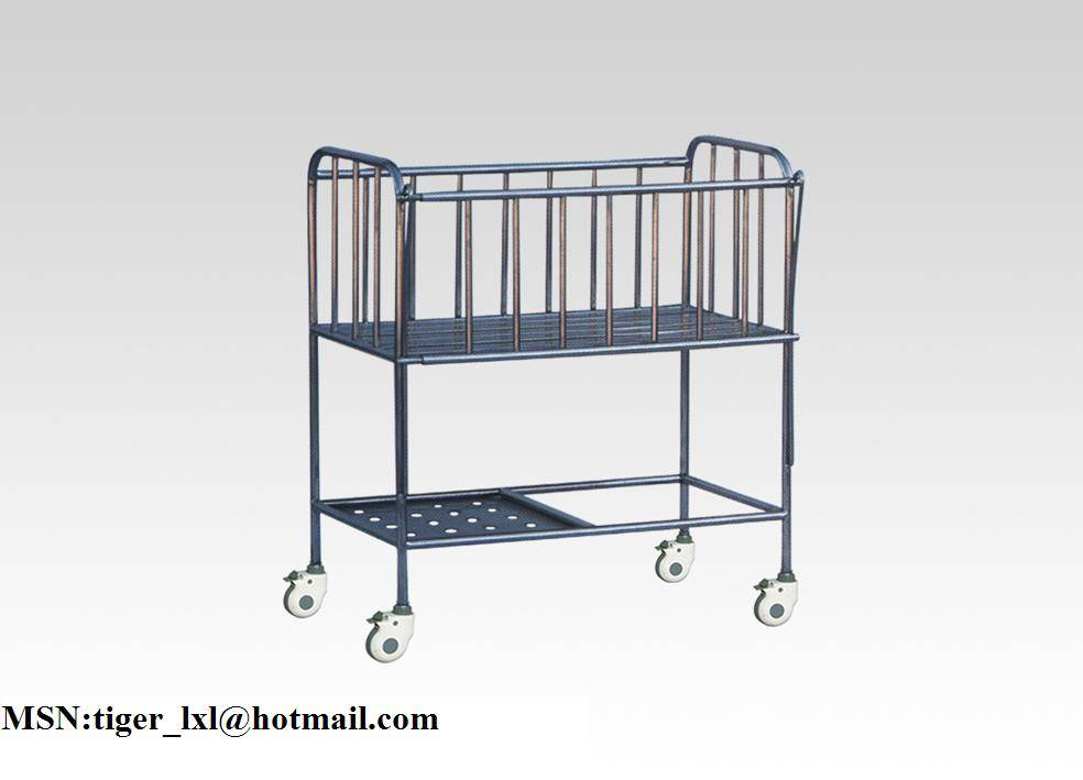 Stainless steel baby carriageB-51