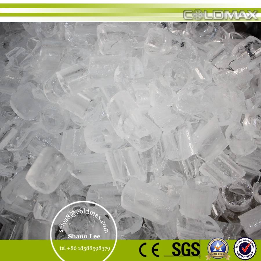 CE certification tube ice making machine