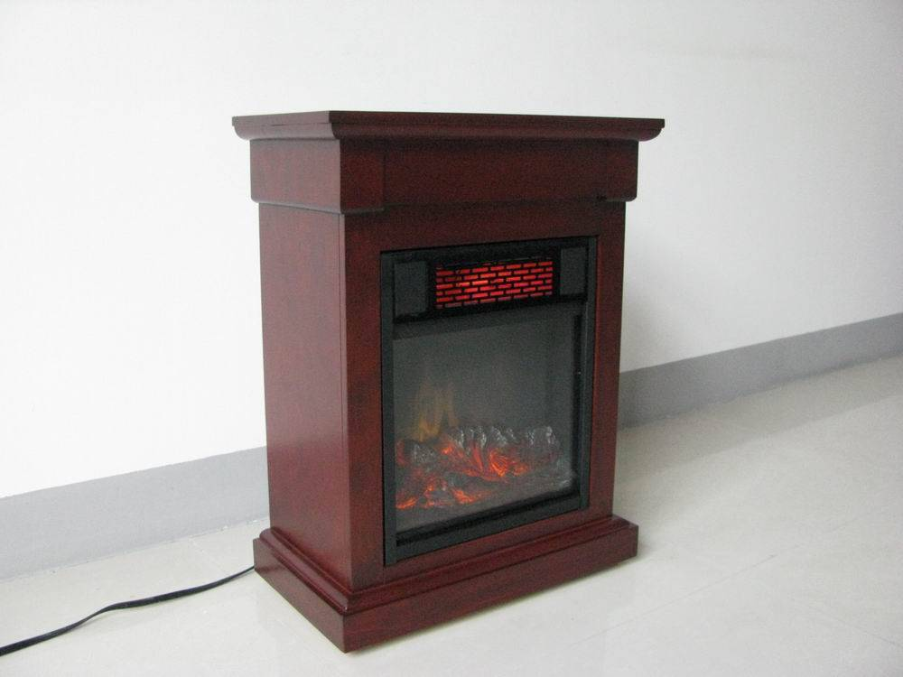 electric fireplace, electric heater