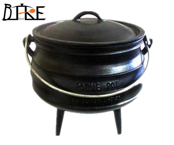 supplier of cast iron potjie