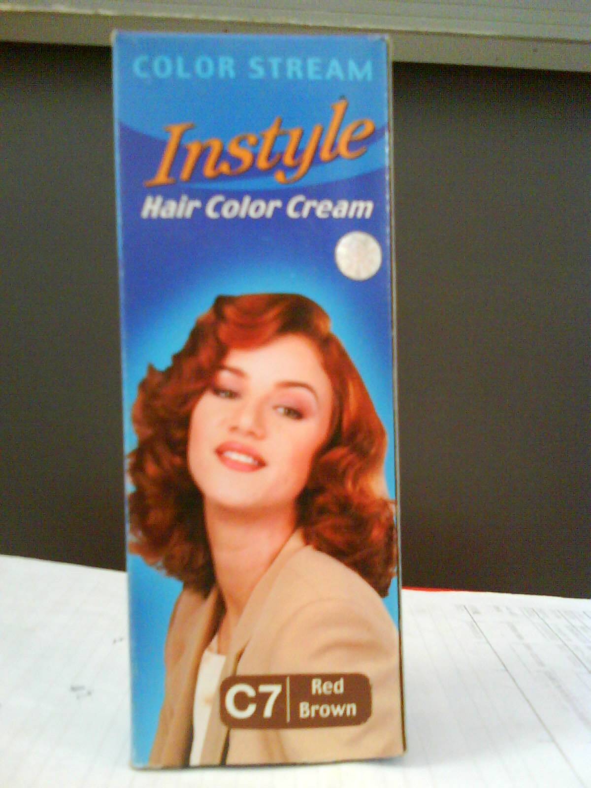 instyle hair color cream