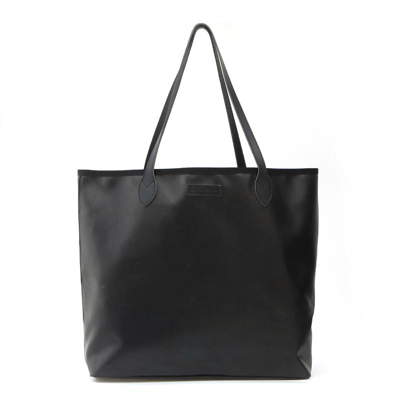 Black Big Shopper bag from South Korea