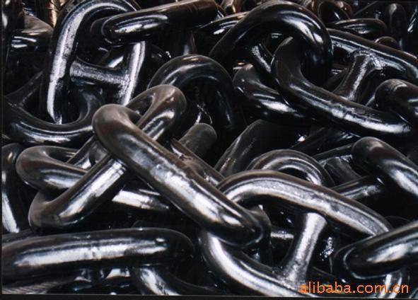 stud link chain