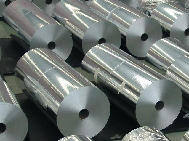 8011- O Aluminum Foil Label Minimum Thickness and High Extension