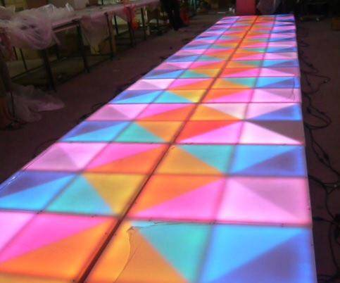 Interactive DMX512 LED Dance Floor Light (MagicLite) M-A001