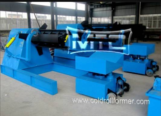 5Ton/10Ton Hydraulic Uncoiler With/Without Coil Car